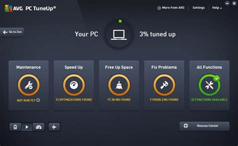 Avg Tuneup Review & Rating