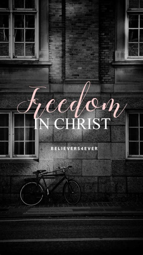 Freedom in Christ - Believers4ever.com