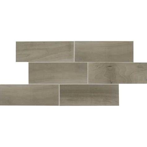 bath 4 floor tile daltile emblem gray em03 7 quot x20