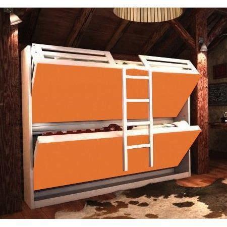 lit superpose escamotable pas cher armoire lits superpos 233 s 2 couchages 80 12 achat vente lit escamotable soldes cdiscount