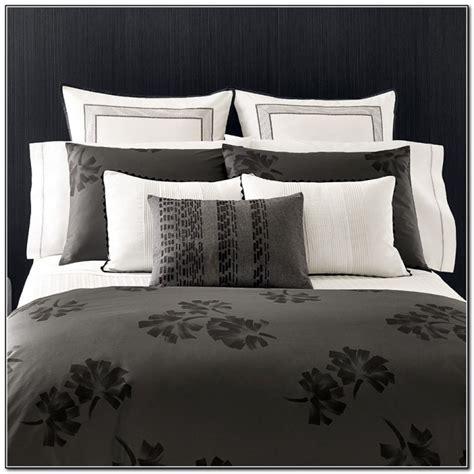 vera wang bedding grey beds home design ideas