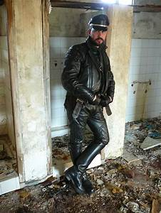 Biker gay leather story