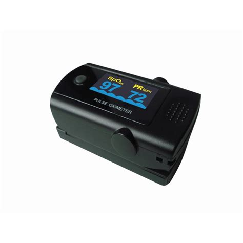 CF3 Portable Fingertip Pulse Oximeter :: Sports Supports