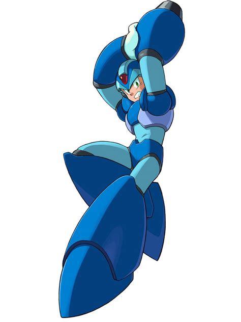 Mega Man Mega Man Volnutt