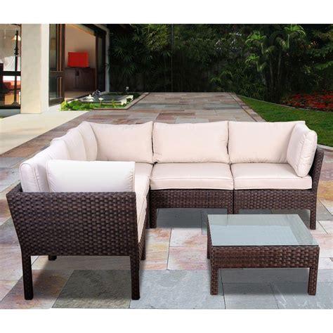 atlantic contemporary lifestyle patio furniture atlantic contemporary lifestyle infinity brown 6