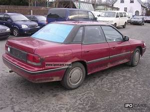 1992 Subaru Legacy Sedan 4wd 2 0
