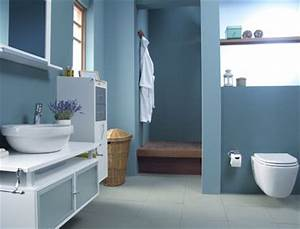 67 Cool Blue Bathroom Design Ideas - DigsDigs