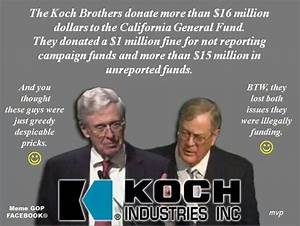 17 Best images about Koch, David, brothers, Oil Barons ...