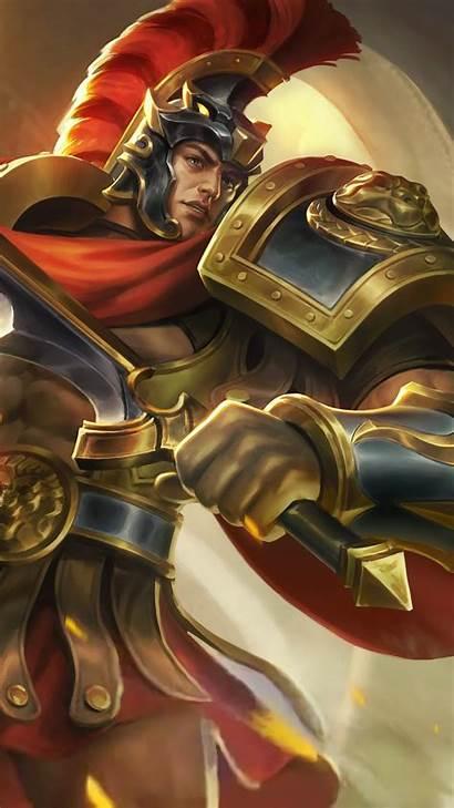 Lapu Mobile Legends Skin Imperial Champion Terbaru
