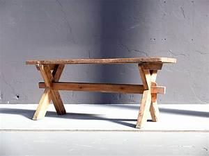 Holztisch Shabby Chic : holztisch no 177 works berlin restauriert und verkauft original vintage industriedesign ~ Frokenaadalensverden.com Haus und Dekorationen