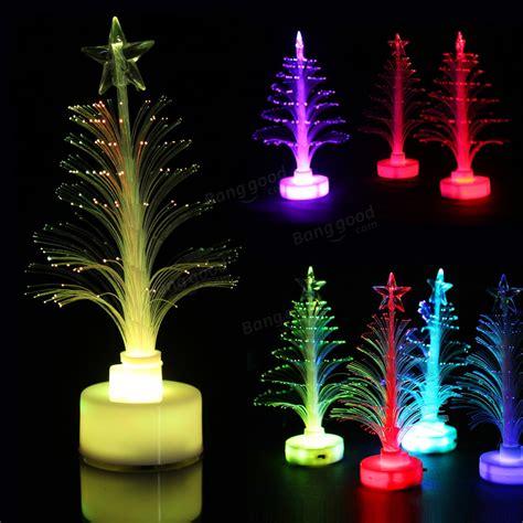 multicolor led christmas tree crystal christmas tree party
