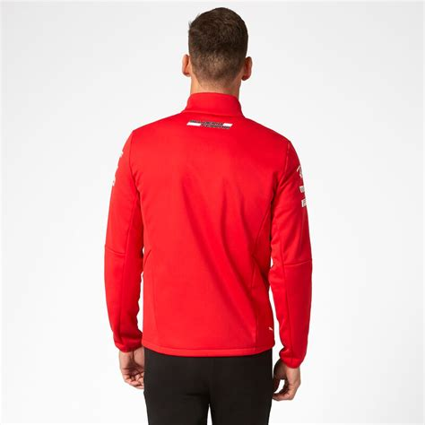 Part of the 2020/21 f1™ team collection, as worn by the team and drivers charles leclerc and sebastian vettel. 2020 Team Softshell Jacket - Scuderia Ferrari Formula 1 ...