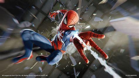 Marvel's Spiderman Ps4 Trophy List Revealed