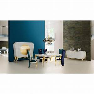 Salle A Manger De Luxe : salle manger de luxe blanche 1900 1 meuble bar r frig r ~ Melissatoandfro.com Idées de Décoration