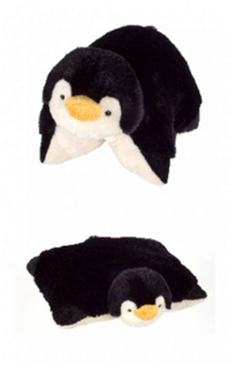 penguin pillow pet thoughts before coffee pillow pet threats a glimmer of