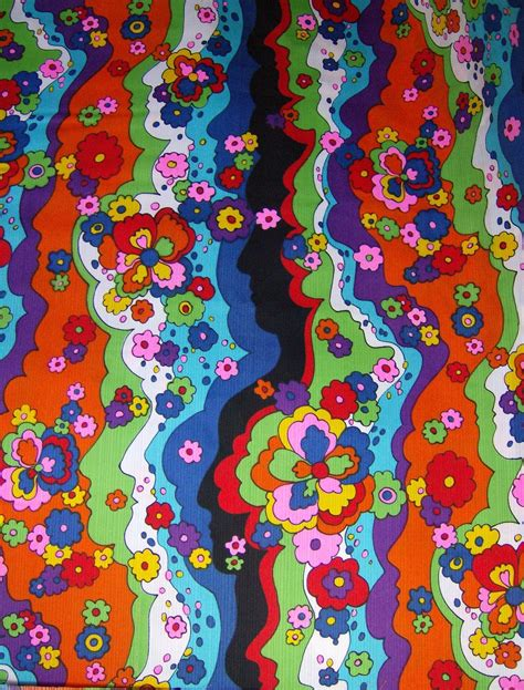 Yellow Submarine Peter Max Flowers