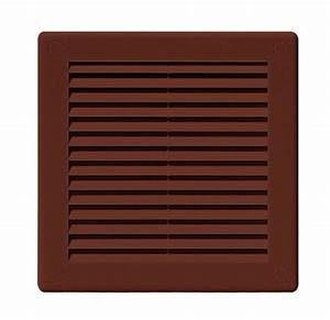 Brown Air Vent Grille Wall Ceiling Door Wardrobe Furniture