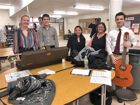 conval students selected state festival
