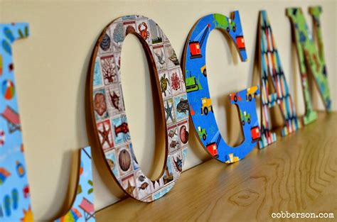 mod podge pictures on wood letters diy mod podge personalized wood letters cobberson co 12886