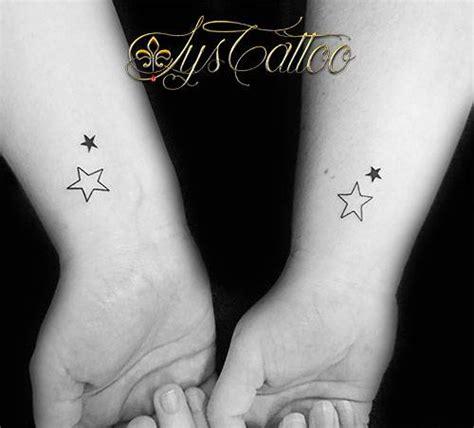 vous souhaitez  tatouage en commun  plusieurs en