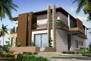 front design modern big homes designs exterior views