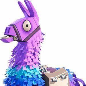 Fortnite Llama To Pin On Pinterest