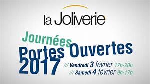 Journées Portes Ouvertes 2017 la Joliverie : retour en images YouTube
