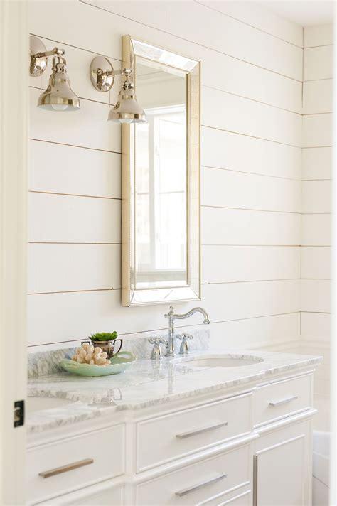 white paint colors 5 favorites for shiplap bath ideas