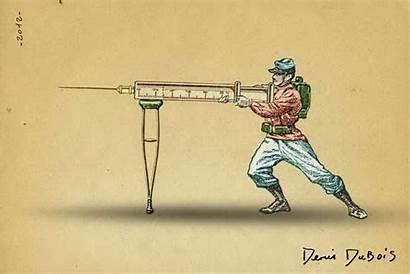 Dubois Denis Surreal Illustrations Freeyork Immunity Manufactured