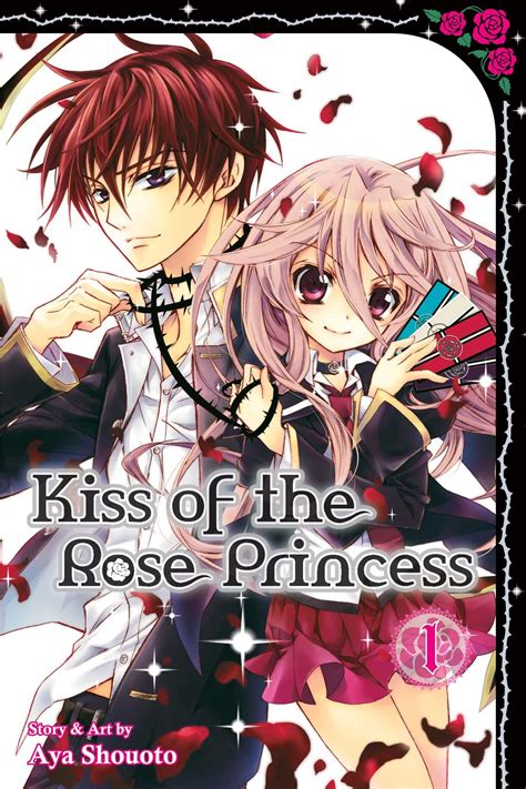 anime kiss of the rose princess kiss of the rose princess vol 1 book by aya shouoto