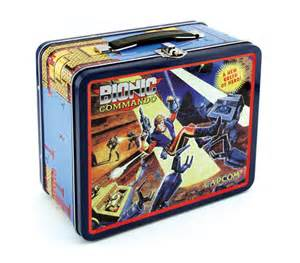 Bionic Commando Lunch Box