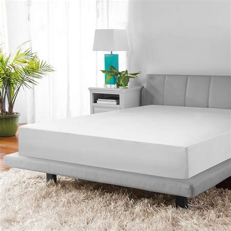 home depot mattress cover biopedic micro shield white mattress cover 71151 the