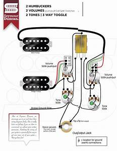 Push Pull Wiring Diagram For Epiphone Les Paul
