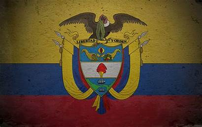 Colombia Flag Wallpapers Pc Resolution Wallpapersafari Wallpup