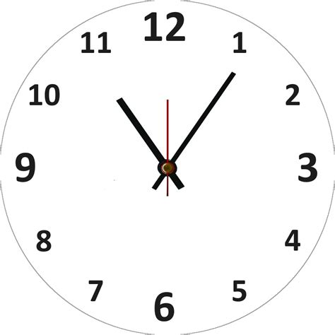 dibujos de relojes para imprimir imagui
