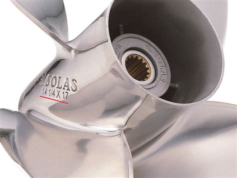 Boat Prop Pitch Vs Rpm by Boat Propellers For Sale Stainless Steel Boat Props