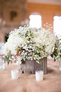 centros de mesa para bodas sencillas luciasecasa With white wedding flower arrangement ideas