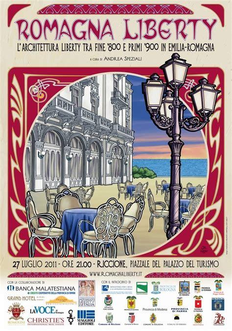 Romagna Liberty L'architettura Liberty Tra Fine '800 E