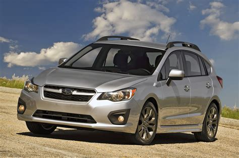 2019 Subaru Impreza 5 Door  Car Photos Catalog 2018