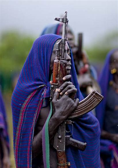Surma Flickr Tribe Ethiopia Donga Ethiopian Woman