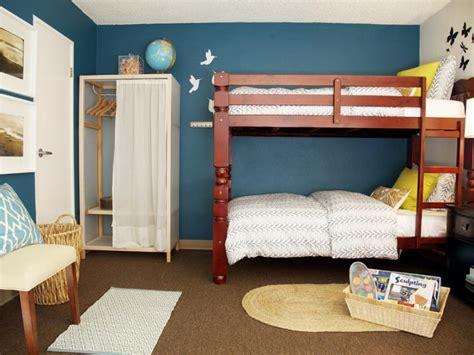 stylish kids bunk beds hgtv