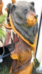 Chainsaw Bear Carving