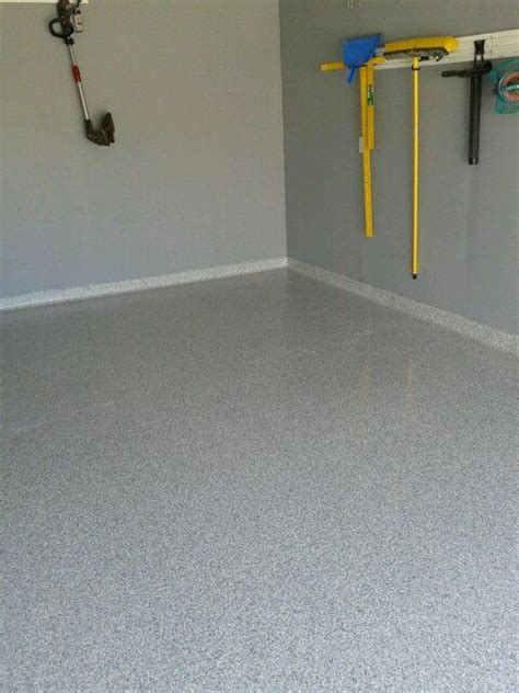 epoxy base and bed coat finished with 92 xt polyaspartic