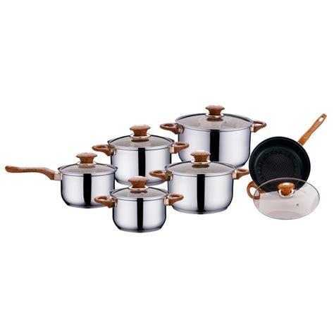 cookware 12pcs sets jumbo