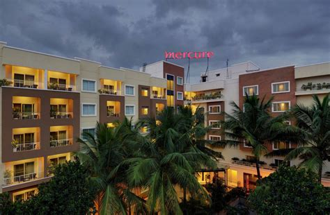 Grand Mercure Bangalore In Bangalore  Book A Hotel