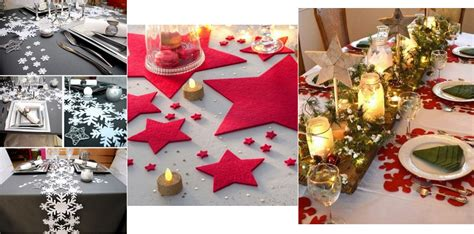 deco table noel a faire soi meme table de r 233 veillon inspirations d 233 co je fais moi m 234 me