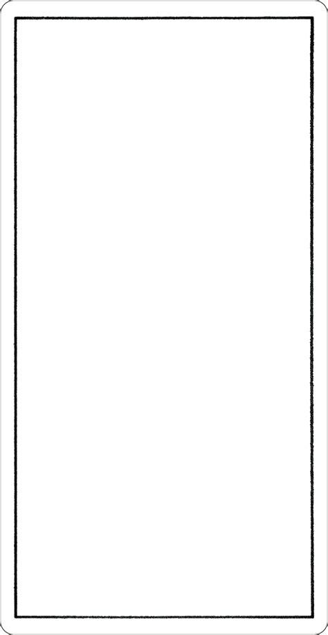The Blank Card - Tarot   Yoav Ben-Dov