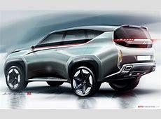 Mitsubishi Reveals New SUV and MPV Concepts – Latest