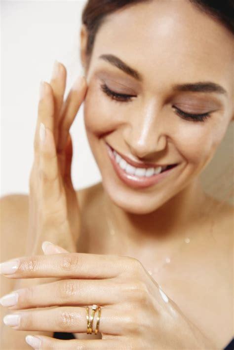 vinegar  hair  skin care popsugar beauty