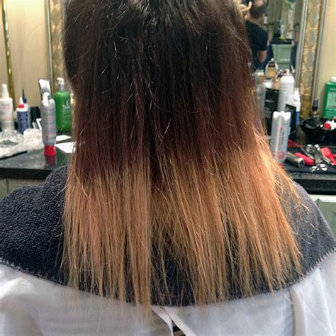 Trends Ombre Hair And Being Yourself Journey Of A